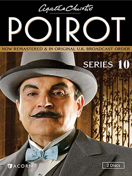 Agatha Christie's Poirot - The complete Season Ten