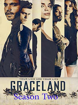 Graceland - The Complete Season Two