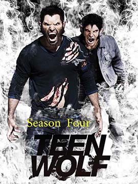 Teen Wolf - The Complete Season Four