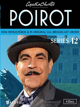Agatha Christie's Poirot - The complete Season Twelve