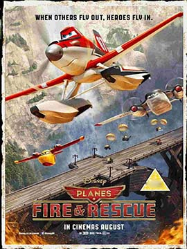 Planes: Fire And Rescue - مدبلج