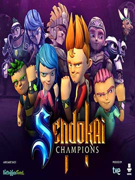 Sendokai Champions - The Complete Season 1 - مدبلج