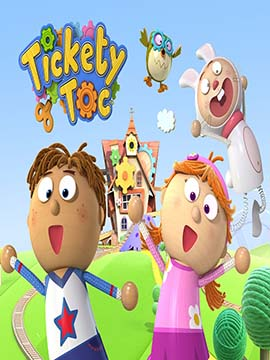 Tickety Toc - مدبلج