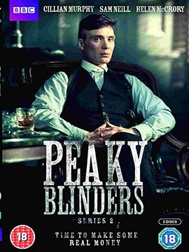 Peaky Blinders - The Complete Season Two