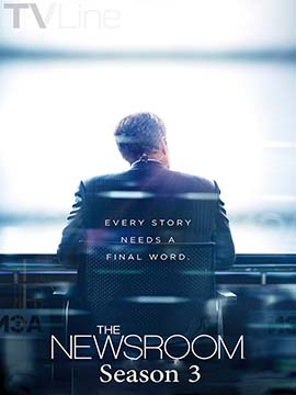 The Newsroom - The Complete Season Three
