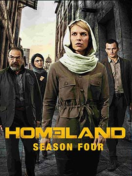 Homeland - The Complete Season Four