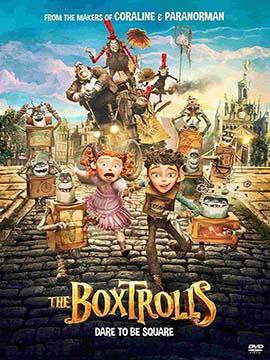 The Boxtrolls - مدبلج