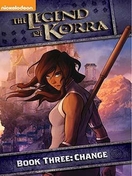 The Legend Of Korra - Book Three - Change