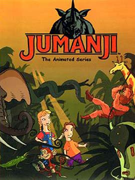 Jumanji - The Animated Series - مدبلج