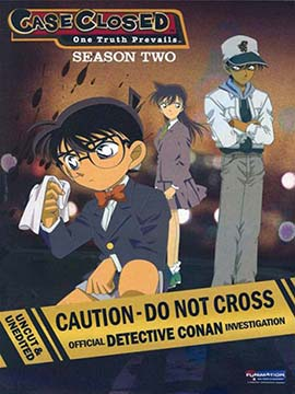Detective Conan - The Complete Season 2
