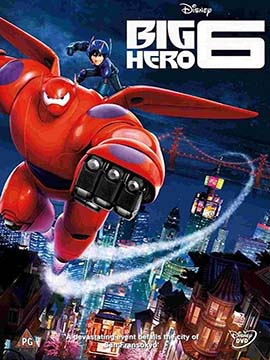 Big Hero 6 - مدبلج