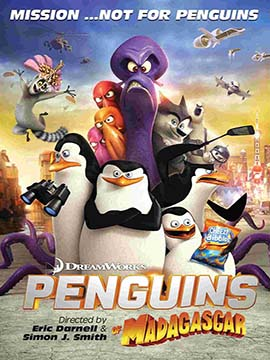Penguins of Madagascar - مدبلج