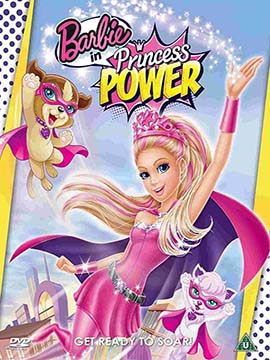 Barbie in Princess Power - مدبلج