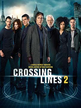Crossing Lines - The Complete Season Two