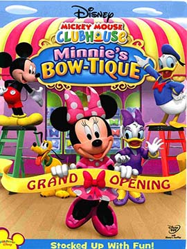 Mickey Mouse Clubhouse : Minnie's Bow-tique - مدبلج