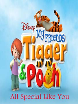 My Friends Tigger Pooh : All Special Like You - مدبلج