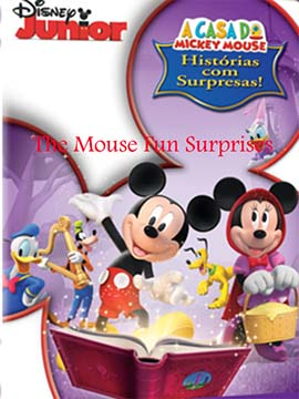 Mickey Mouse Clubhouse : The Mouse Fun Surprises