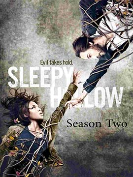 Sleepy Hollow - The Complete Season Two