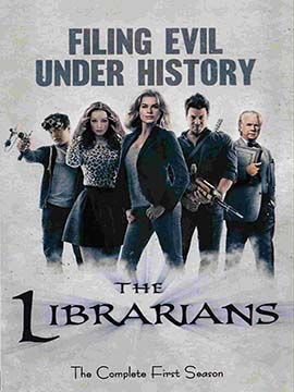 The Librarians - The Complete Season One