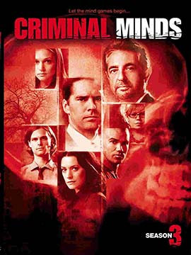 Criminal Minds - The Complete Season Three
