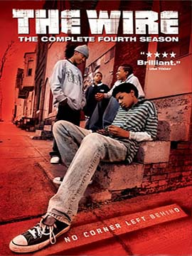 The Wire - The Complete Season Four