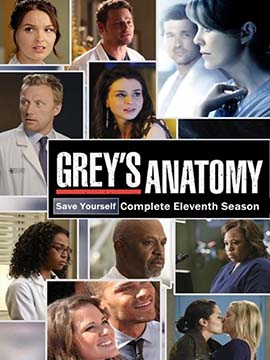 Grey's Anatomy - The Complete Season 11