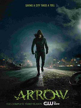 Arrow - The Complete Season Three