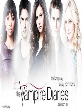 The Vampire Diaries - The Complete Season 6