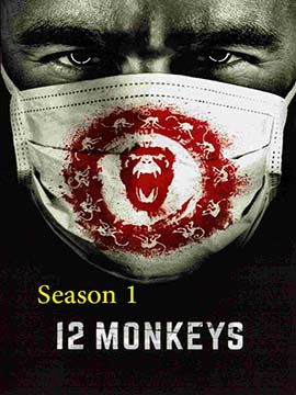 12 Monkeys - The Complete Season One