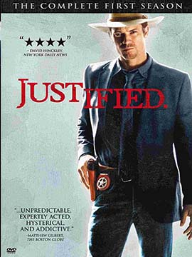 Justified - The Complete Season One