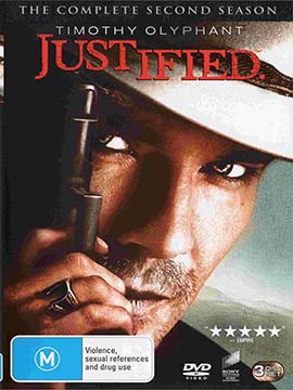 Justified - The Complete Season Two