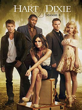 Hart of Dixie - The Complete Season Four