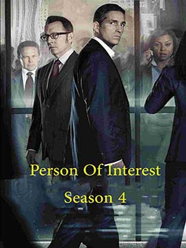 Person of Interest - The Complete Season Four