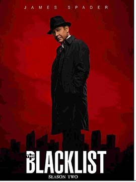 The Blacklist - The Complete Season Two