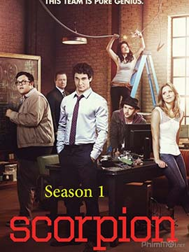 Scorpion - The Complete Season One