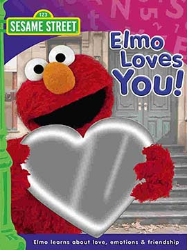 Elmo Loves You - مدبلج