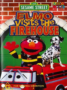 Elmo Visits the Firehouse - مدبلج