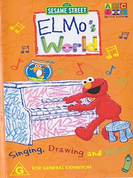 Elmo's World: Singing, Drawing & More! - مدبلج