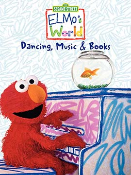 Elmo's World: Dancing, Music, and Books - مدبلج