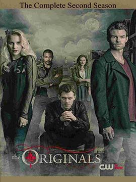 The Originals - The Complete Season Two