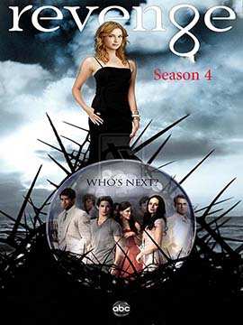 Revenge - The Complete Season Four