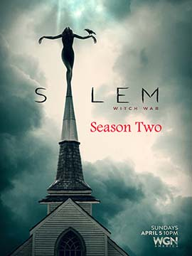 Salem - The Complete season Two
