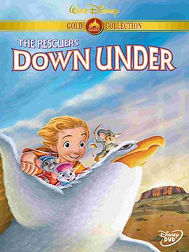 The Rescuers Down Under - مدبلج