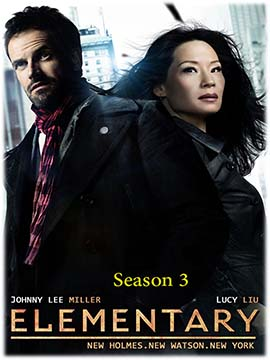 Elementary - The Complete Season Three