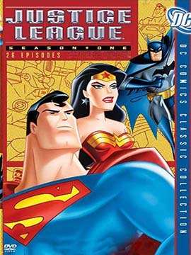Justice League - The Complete Season One