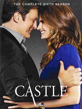 Castle - The Complete Season Six
