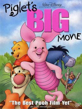 Piglet's Big Movie - مدبلج
