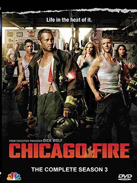 Chicago Fire - The Complete Season Three