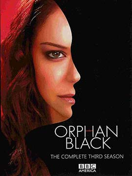 Orphan Black - The Complete Season Three