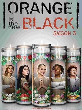 Orange Is the New Black - The Complete Season Three